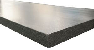 SilverGlo™ crawl space wall insulation available in Thessalon
