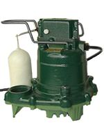 cast-iron zoeller sump pump systems available in Coniston, Ontario